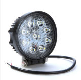 SUV ATV off-Road 트럭을%s 27W 9SMD LED 일 빛 안개등
