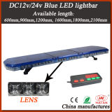 Laag-Profile LED Lightbar voor Police Ambulance Fire Trucks (tbd-GA-810l-c)