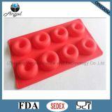 Moule à la muqueuse en silicone à 8 cavités Moule à gâteau en silicone pour cuisson Sc17