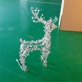 Neu! Motiv LED Tiny Reindeer Beleuchtung Weihnachtsbeleuchtung