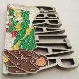 品質の金属のロゴの印の記念品冷却装置磁石冷却装置磁石