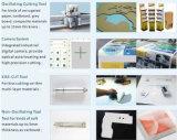 Traceur de oscillation de coupeur de la machine de découpage de couteau EVA/Foam/Cardboard
