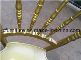 アルミニウム銀製のナポレオンの結婚式の椅子(JC-NP04)