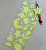 PVC Glow in The Dark Sticker