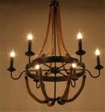 Iluminación interior decorativa de la lámpara pendiente de la manera de Phine