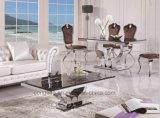 Moderner Entwurfs-bestes Qualitätsesszimmer-Tisch-Set