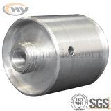 Алюминиевый разъем для подвергать механической обработке CNC (HY-J-C-0016)
