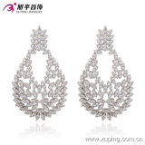 Wedding를 위한 90680 새로운 Fashion Rhodium Charming Luxuryzircon Jewelry Earring