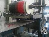 Línea estirador de la protuberancia del panel del PE de tornillo del gemelo