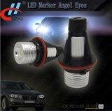 La original de E39 5W reinstala ojos del ángel de la etiqueta de plástico del LED