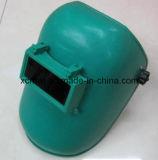 Зеленые специальные шлемы заварки типа в Ce, высоком качестве, конкурентоспособной цене. Ce одобрил пламя - retardant шлем заварки держателя ABS, шлемы заварки держателя