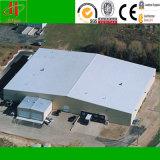 Industrielle Halle-Entwurfs-Fertiggebäude-Metalhalle-Installationssatz