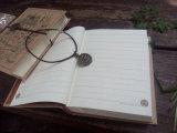 64k Size Emboss Cover Moleskine Notebook для Wholesale (XL-64K-SYB-01)