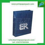 Aceptar la orden de encargo y en relieve Dirección superficial Bolsas de papel de regalo