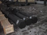 Tubo de acero destemplado negro redondo del carbón del grado B de ASTM A53