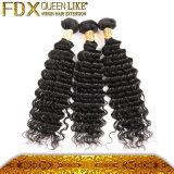 速い出荷ほとんどの普及したヘアースタイルのペルーのバージンの毛の織り方