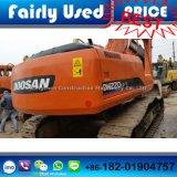 고품질 사용된 Doosan Dh220LC-7 유압 굴착기 (DH220-7 굴착기)
