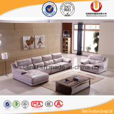 現代居間の革ソファー、工場価格の良質(UL-R833)