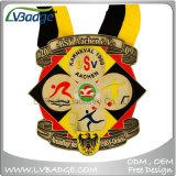 専門の安い金属のスポーツメダルをカスタム設計する