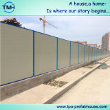 Panino Panel Fence nel cantiere di The