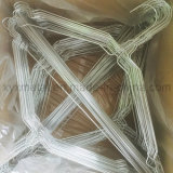 Pano Coat Galvanized Wire Hanger para Commercial Laundries Using
