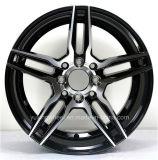 15 Inch-Hyper schwarzes Legierungs-Rad