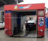 Идущая машина мытья автомобиля с аттестацией Ce