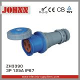 베스트셀러 IP67 3p 125A 산업 연결관