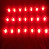 120 5730 luminescenti LED Chips con Lens LED Module