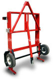 분말 Coated 4X8 Utility Folding Trailer