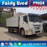 低価格の販売のための使用されたSinotruck HOWOのダンプトラック
