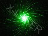 Laser móvil verde de la cabeza de la luz laser del caleidoscopio/luz laser del disco