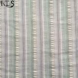 Le filé de Seersucker tissé par coton a teint le tissu pour des chemises/robe Rls50-22se