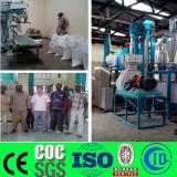 Uganda 20t pro Mehl-Fräsmaschine des Mais-24hour