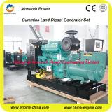 De gespecialiseerde Diesel van Cummins van de Leverancier Reeks van de Generator