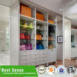 싼 현대 침실 벽 합판 옷장 디자인
