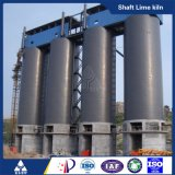 OEM Vertical Lime Kiln 300tpd