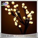 Luces de la Navidad de hadas de la Navidad de la cadena de interior o al aire libre LED de las decoraciones