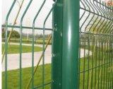 Frontière de sécurité triangulaire de dépliement de maillage de soudure