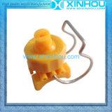 Gicleur flexible de bride de coupleur rapide de modèle de desserrage rapide de contrepoint