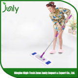 Draagbare Home Stof Flat Microfiber Floor Cleaning Mop