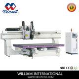 Máquina de gravura acrílica leve elevada do CNC da letra (VCT-TM1313H)