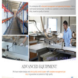 N & van L Moderne die Keukenkast in Matte Afwerking wordt geplaatst (kc1130)