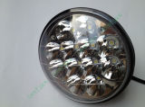 36W Round 5.7 '' LED Work Light voor Offroad Jeep Truck SUV