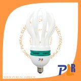 Tri-Fósforo da lâmpada fluorescente do estojo compato dos lótus do poder superior 65W
