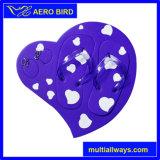 Deslizador suave del calzado de EVA con la impresión colorida para el regalo