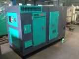 generador de energía diesel insonoro del generador de 250kVA Cummins