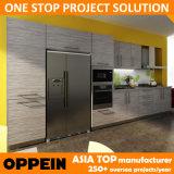 速い配達最もよい価格のLividityの積層物の木製の食器棚(OP14-K007)