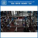 LNG-Gas-Tankstelle-Schiene