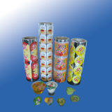 Roll, Chocolate Packaging를 위한 Laminated Film에 있는 높은 Barrier Plastic Metalized Food Packaging Film